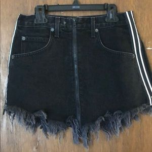 CARMAR/ LF denim skirt